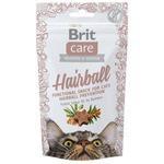 Лакомство для кошек Brit Care Snack Hairball
