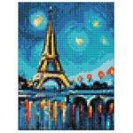 Гранни Набор алмазной вышивки Парижский пейзаж (ag2270) 15х20 см