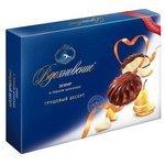 Зефир Вдохновение в темном шоколаде грушевый десерт 245 г