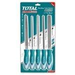 Набор напильников Total THT918516 (5 шт.)