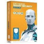 ESET NOD32 Smart Security Family - продление лицензии (3 устройства, 1 год) коробочная версия