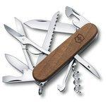 Нож многофункциональный VICTORINOX Huntsman wood (13 функций)
