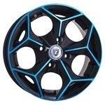 Купить Storm Wheels Z-196 6x14/4x114.3 D67.1 ET38 BPBluL