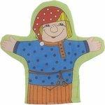 Кукла-перчатка Сима-ленд Петрушка