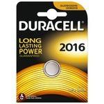 Батарейка CR2016 Duracell CR2016 (10/100/9600)