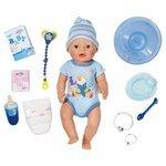 Интерактивная кукла Zapf Creation Baby Born Малыш 822-012