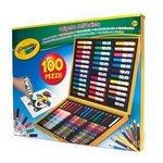 Crayola Большой набор для рисования Делюкс (10651C)
