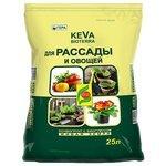 Почвогрунт Гера Keva Bioterra для рассады и овощей 25 л.