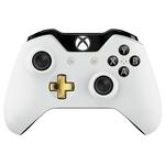Microsoft Xbox One Wireless Controller Lunar White