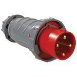 Вилка силовая (CEE) кабельная переносная IEK PSN02-063-4