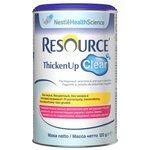 Resource (Nestle) ThickenUp Clear сухая смесь 125 г