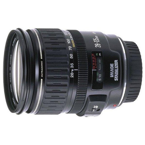 Купить Canon EF 28-135mm f/3.5-5.6 IS USM