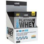 VP Laboratory 100% Platinum Whey (30 г) 10 шт.