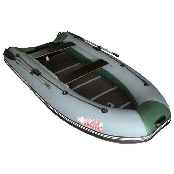 лодка angler an 190