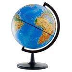 Глобус физический Глобусный мир Сборно-разборный 210 мм (10009)