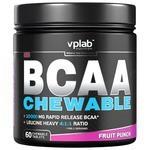 BCAA VP Laboratory BCAA chewable (60 таблеток)