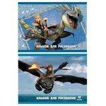 Альбом для рисования Action! Dragons 29.7 х 21 см (A4), 100 г/м?, 12 л.