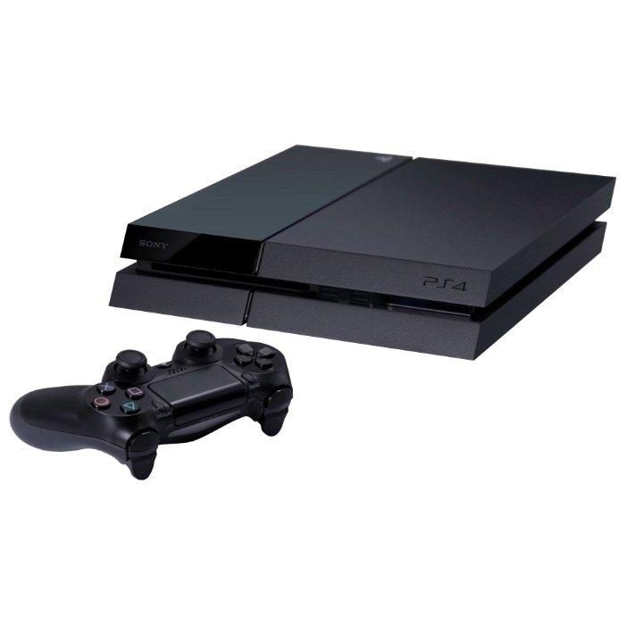Купить Sony PlayStation 4