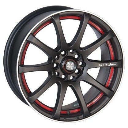 Купить Zorat Wheels ZW-355 7x16/5x100 D73.1 ET35 (R)B-LP-Z/M