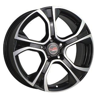 Купить LegeArtis VW536 8x18/5x130 D71.6 ET57 BKF