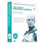 ESET NOD32 Parental Control (1 ПК, 1 год) коробочная версия