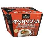 Sen Soy Вермишель «Фунчоза» под китайским устричным соусом с грибами Шиитаке 125 г