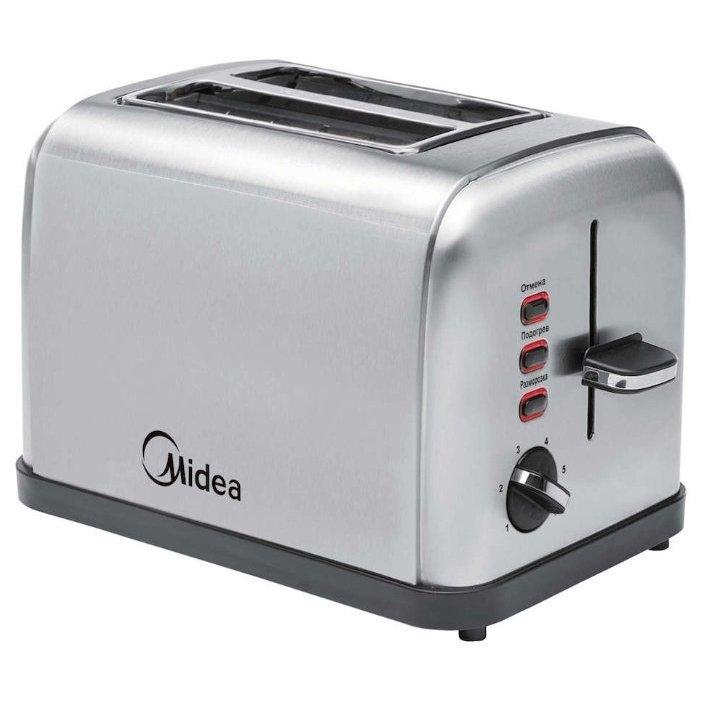 Купить тостер Midea MT-1400 в интернет-магазине ЭЛЬДОРАДО. Цена Midea MT-1400, характеристики, отзывы