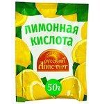 Русский Аппетит Лимонная кислота