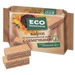 Eco botanica Вафли Eco Botanica из цельносмолотой муки с семечками 145 г