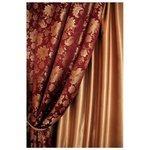 Комплект Naturel Комплект штор (4 шт.) 1407-7а на ленте 280 см
