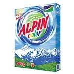 Стиральный порошок Alpin COLOR