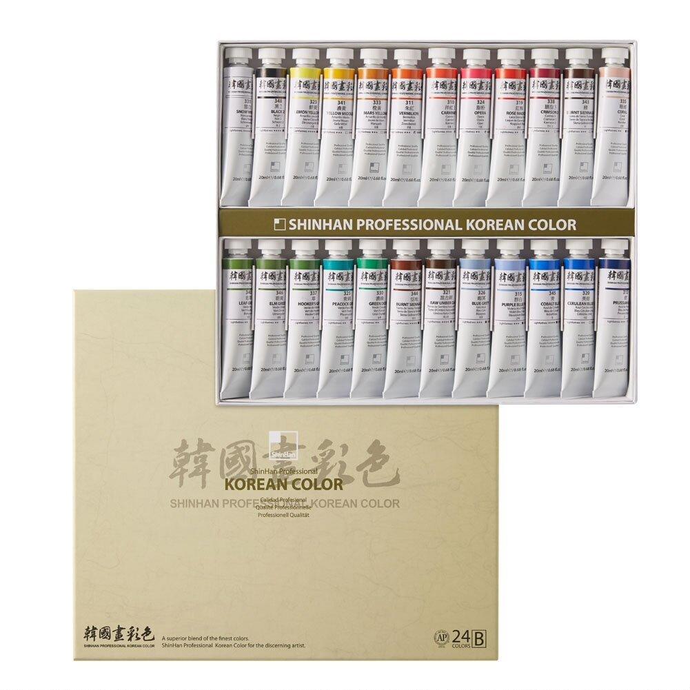 Купить Краски ShinHan Art