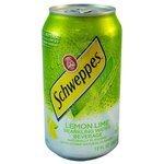 Газированный напиток Schweppes Lemon Lime, США
