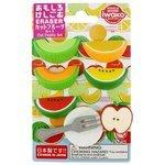 IWAKO Набор ластиков Cut Fruits