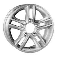 Форум JT 1275 6.5x16/5x139.7 D98.5 ET40 Silver