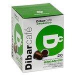 Dibarcafe Кофе в капсулах Dibarcafe Organico (20 шт.)