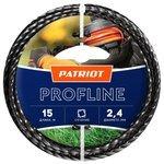 PATRIOT Profline крученый канат 2.4 мм