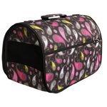 Переноска-сумка для собак Lion Lux M 43х27х29 см