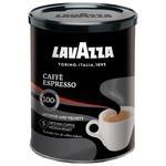 Кофе молотый Lavazza Caffe Espresso жестяная банка
