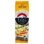 Лапша Sen Soy Японская кухня Egg Noodles яичная 300 г