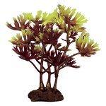 Искусственное растение ArtUniq Лютик водный красно-зеленый 10 см, набор 6 шт