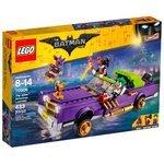 Классический конструктор LEGO The Batman Movie 70906 Пресловутый лоурайдер Джокера