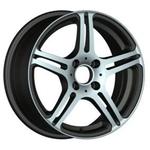 Купить Racing Wheels H-568 6.5x15/5x105 D56.6 ET38 BK F/P