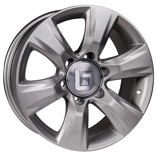 Купить BANTAJ BJ1805 7.5x17/6x139.7 D106.1 ET25 Silver