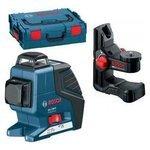 Лазерный уровень Bosch GLL 2-80 P Professional + BM 1 Professional (0601063208)