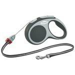 Поводок-рулетка для собак Flexi Vario S тросовый