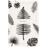 Ежедневник Канц-Эксмо Тропическое настроение недатированный, А5, 152 листов