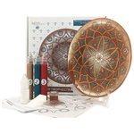 NESTbase Набор для росписи Brown Plate (120601)