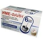 Игла IME-DC Ime-Fine 6mm 31G