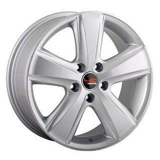 Купить LegeArtis TY110 7x17/5x114.3 D60.1 ET45 Silver